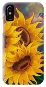 Sunny Faces IPhone Case