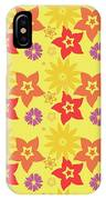 Sunny Flowers IPhone Case by Becky Herrera