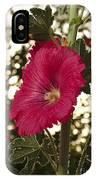 Sunny Garden Mayflower IPhone Case