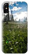 Sunny Meadows  IPhone Case