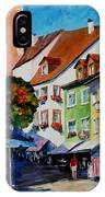 Sunny Meersburg - Germany IPhone Case