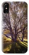 Sunny Mono Tree IPhone Case