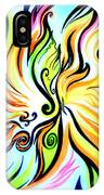Sunny Morning. Abstract Vision IPhone Case