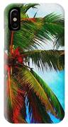Sunny Palms IPhone Case