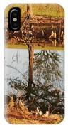 Sunny Pond IPhone Case