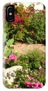 Sunny Rock Garden IPhone Case