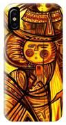 Sunny Warrior IPhone Case