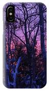 Sunrise And Snow IPhone Case