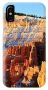 Sunrise At Sunset Point In Bryce Canyon IPhone Case