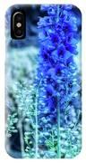 Sunrise Delphiniums IPhone Case