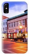 Sunrise In Annapolis IPhone Case