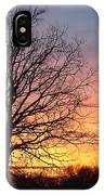 Sunrise In Illinois IPhone Case