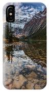 Sunrise In The Rocky Mountains IPhone Case
