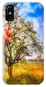 Sunrise Meadow IPhone Case