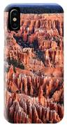 Sunrise On The Hoodoos IPhone X Case
