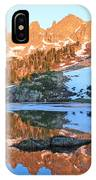Sunrise Reflection At Willow Lakes IPhone Case