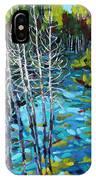 Sunrise Swamp IPhone Case