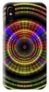 Sunset 5, Series II IPhone Case by Visual Artist Frank Bonilla