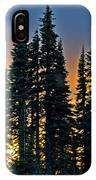 Sunset At Paradise IPhone Case