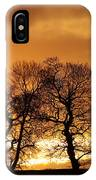 Sunset At Redhill IPhone Case