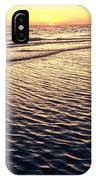 Sunset Beach In Florida Paradise IPhone Case