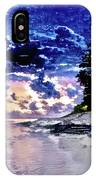 Sunset Beach Park IPhone Case
