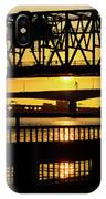 Sunset Bridge 2 IPhone Case