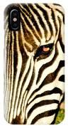 Sunset Eyes IPhone Case