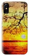 Sunset For Abigail Browne H B IPhone Case