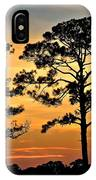 Sunset For One IPhone Case