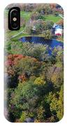 Sunset Hill Farms Indiana  IPhone Case