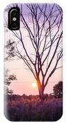 Sunset In New York IPhone Case