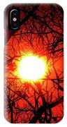 Sunset In Virginia IPhone Case