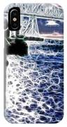 Sunset On The Columbia River IPhone Case