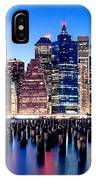 Magic Manhattan IPhone Case