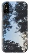 Sunset Shadows IPhone Case