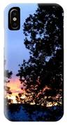 Sunset Strip IPhone Case