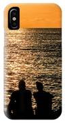 Sunset Together In Key West IPhone Case