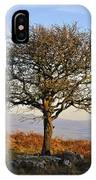 Sunset Tree. IPhone Case