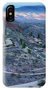 Sunset View From Jerome Arizona IPhone Case