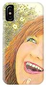 Sunshine And Laughter IPhone Case