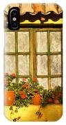 Sunshine And Shutters IPhone Case