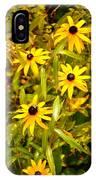 Sunshine Daisies IPhone Case