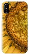 Sunshine Flower IPhone Case