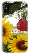 Sunshine In The Fog IPhone Case