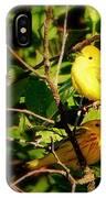 Sunshine Of My Eye IPhone Case