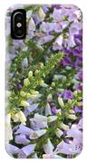 Sunshine On Foxgloves IPhone Case