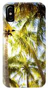 Sunshine Palms IPhone Case