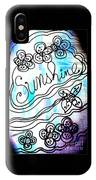 Sunshine IPhone X Case