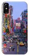 Super Colorful City IPhone Case